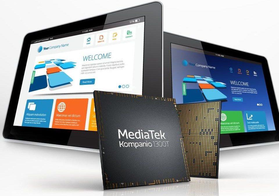 nuevo chip mediatel kompanio 1300T